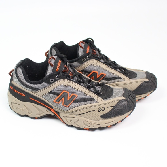 New Balance Other - New Balance 83 All Terrain Taupe Black Hiking Shoe